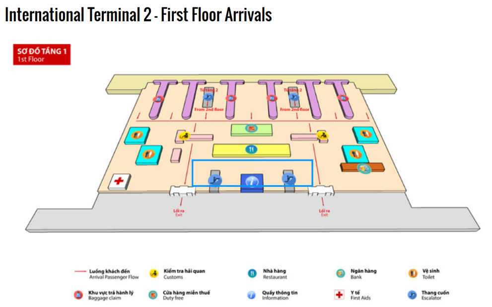 International Terminal 2